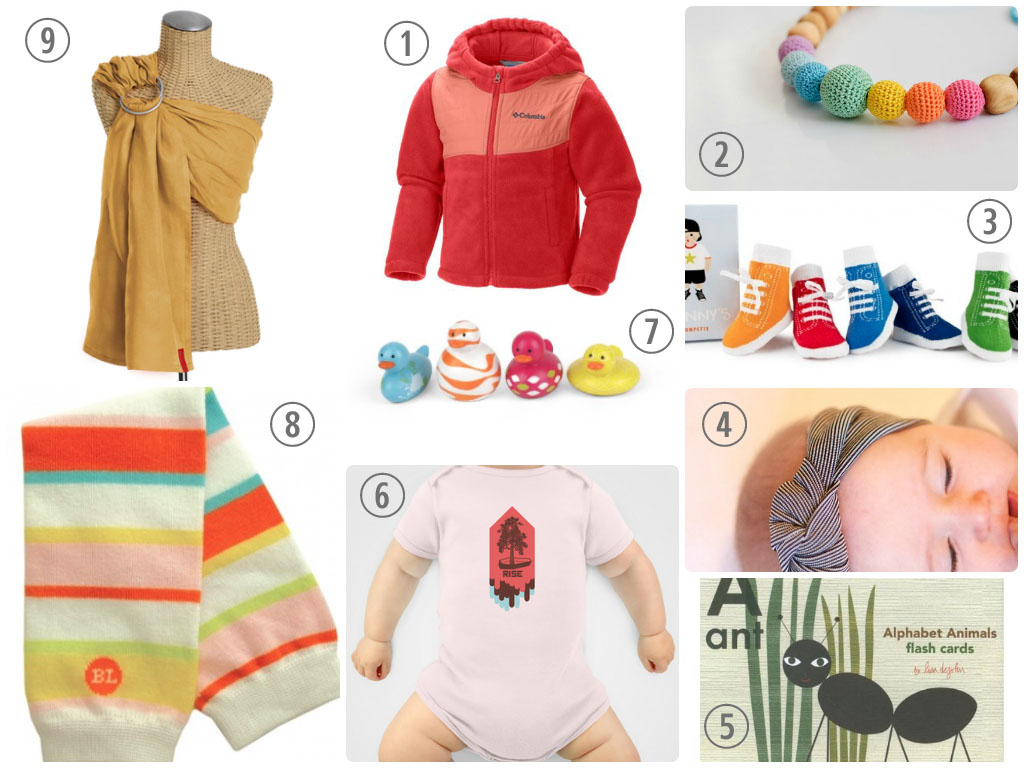 How to Win the Baby Shower (A Roundup) - Girl of Cardigan