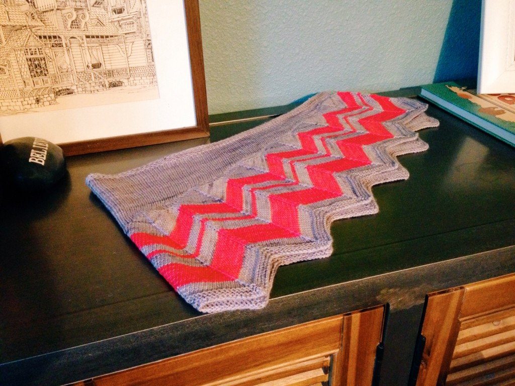 Lindisfarne Shawl - Girl of Cardigan