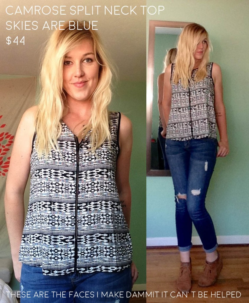 Stitch Fix Skeptic - Girl of Cardigan