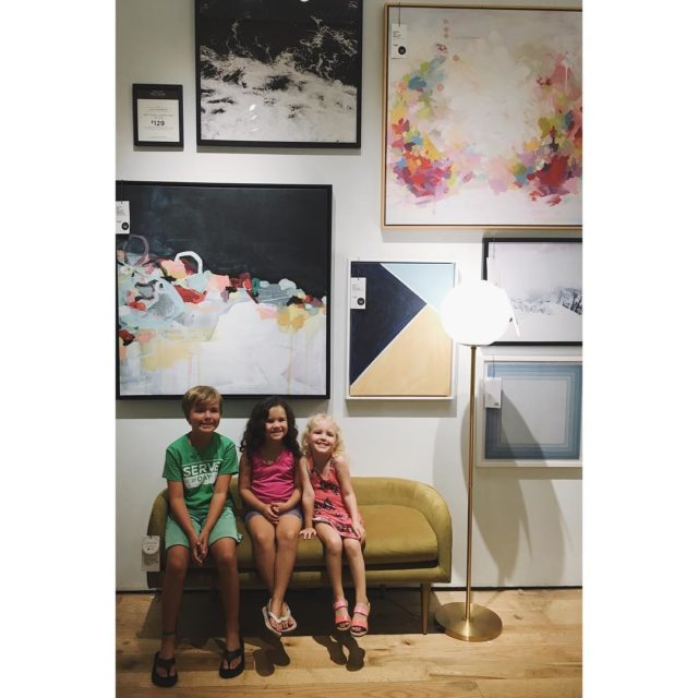 These three spent 45 minutes in westelm today without breakinghellip
